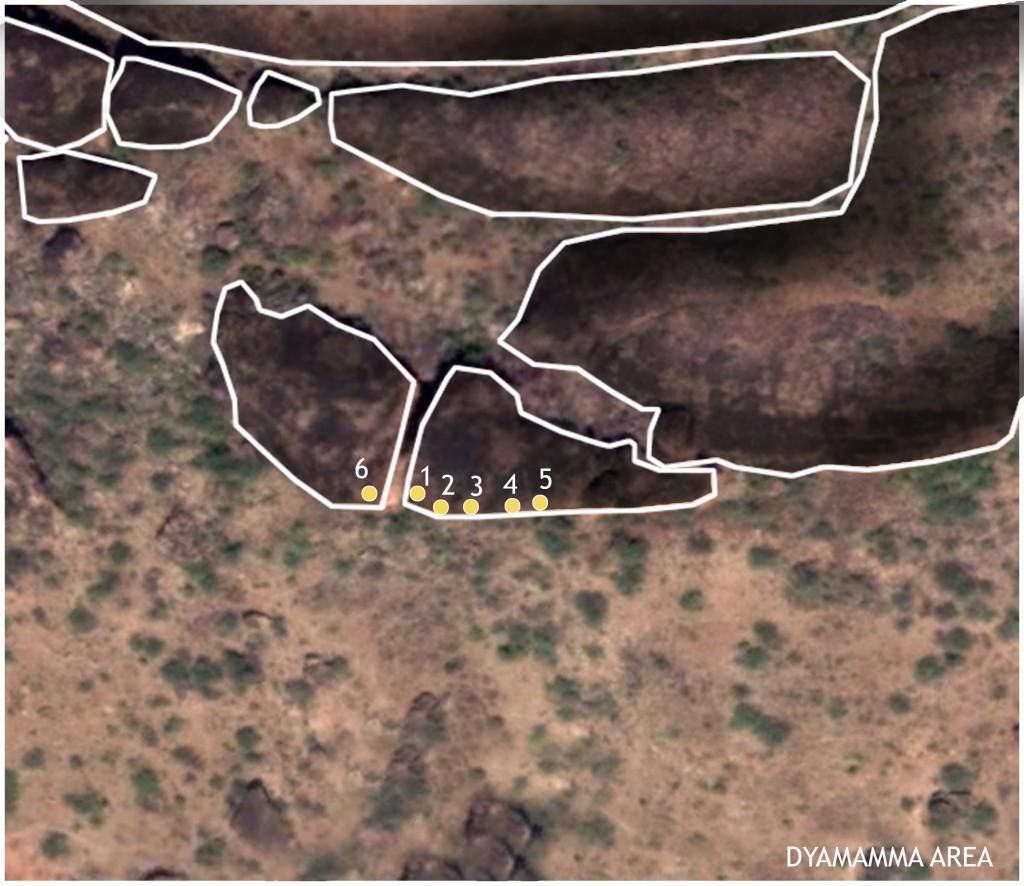 Dhamamma area