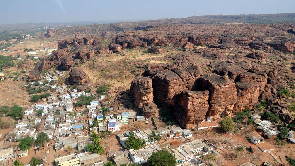 India Rock climbing