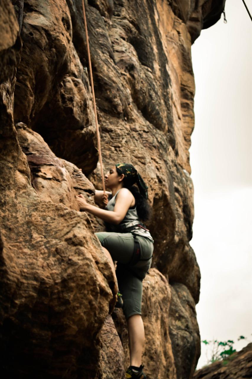 Climbingbadami